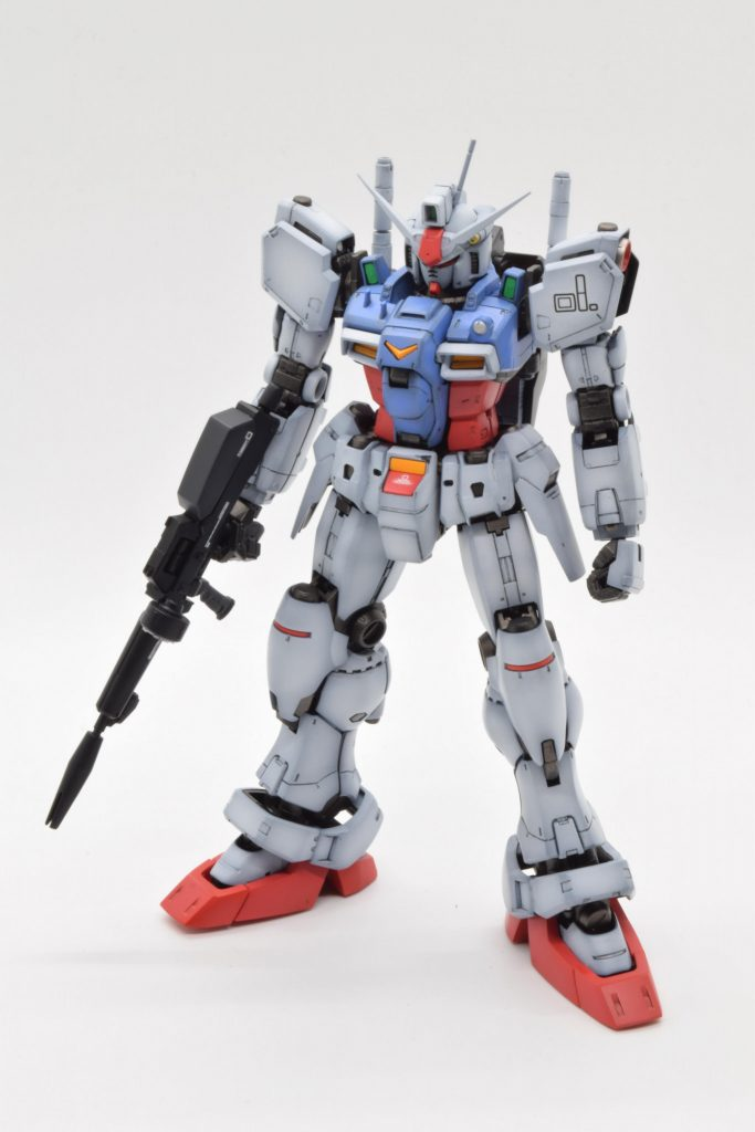 RG ガンダムGP-01ゼフィランサス