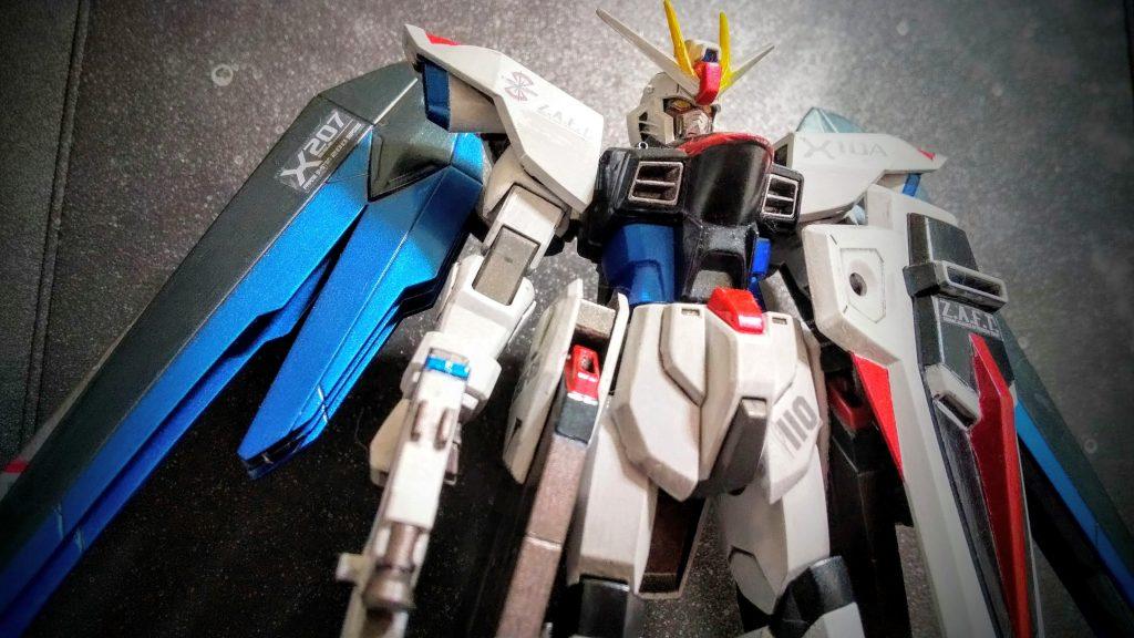 ZGMF-X10A FREEDOM G.U.N.D.A.M.