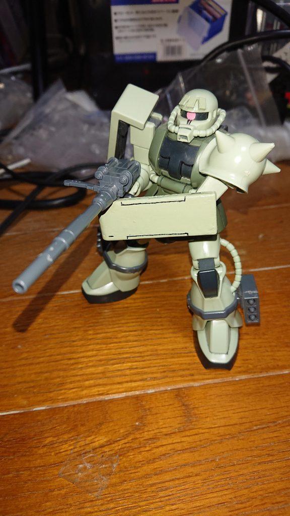 MS-06J ザクII[重装備仕様]