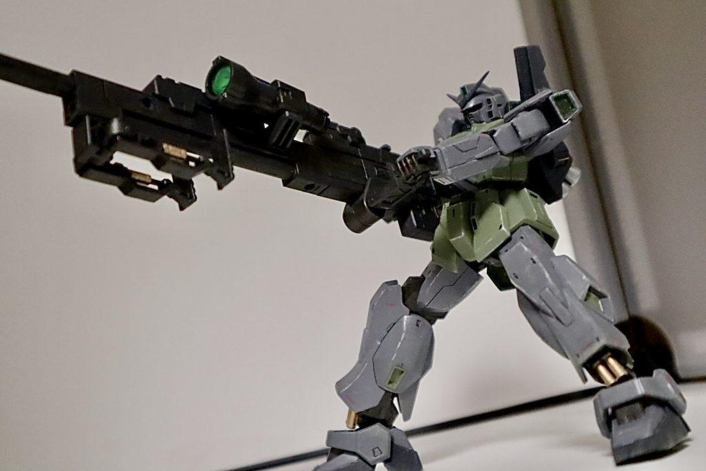ガンダムMk-Ⅱ 陸戦タイプ
