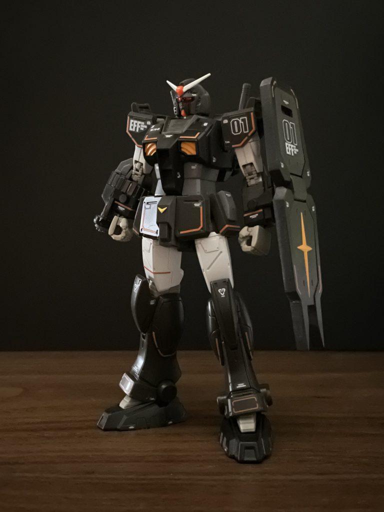 HG RX-78-1[FSD] ガンダムFSD