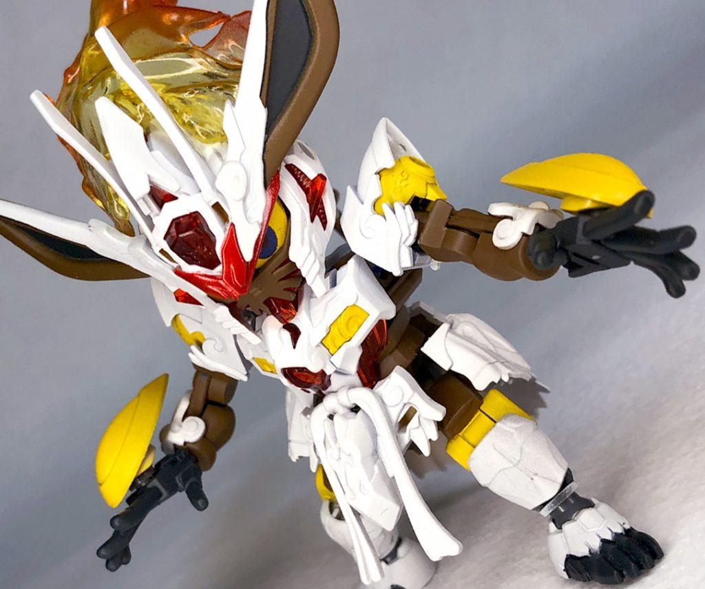【ポケモンガンプラ】ゴウカザル