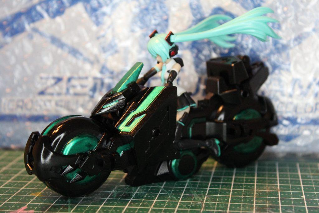 トリニティバイク (初音ミク Ride on)