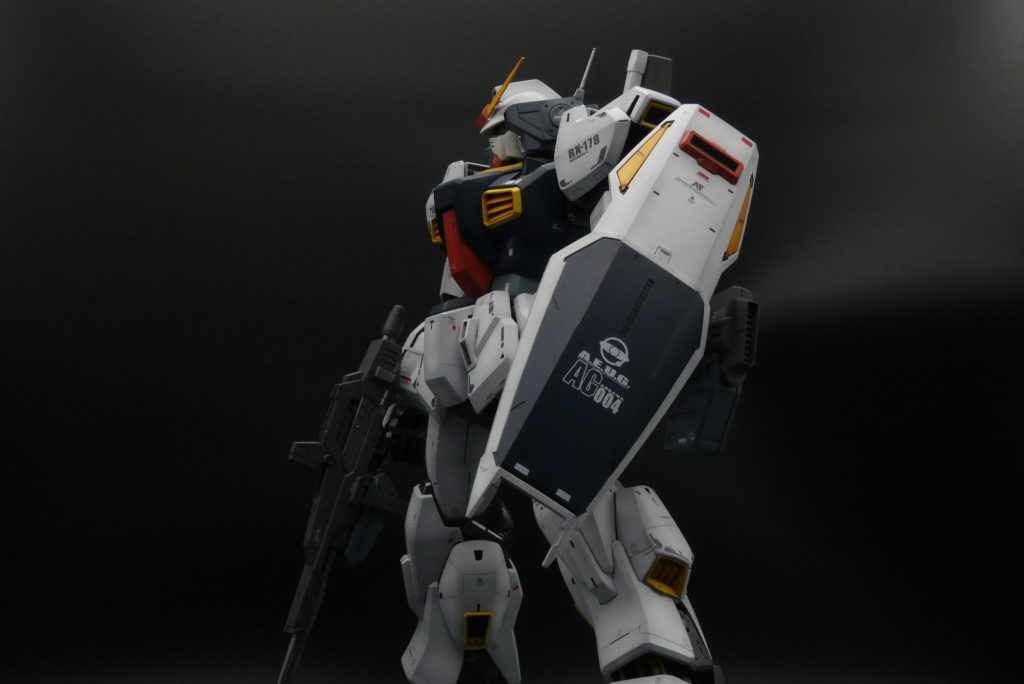 PG RX-178 Gundam MK-II (AEUG Colours)
