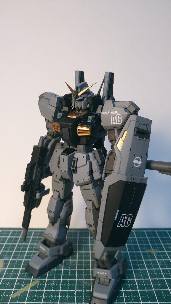 RG ガンダムMk-Ⅱ 21st century real type ver風