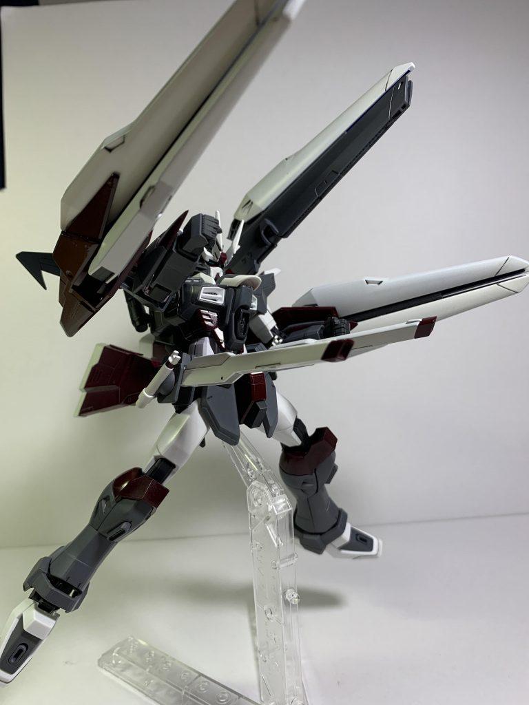 ZGMF-X2OA【B】ルナティックガンダム