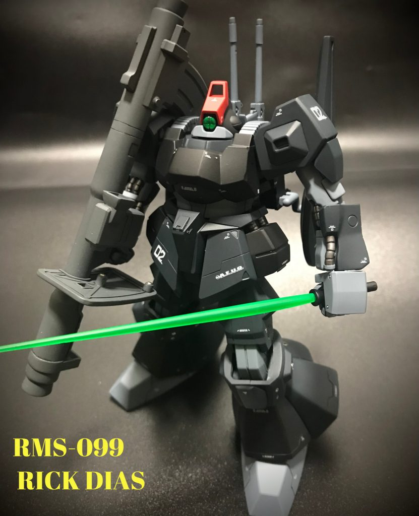 HGUC RMS-099 リックディアス