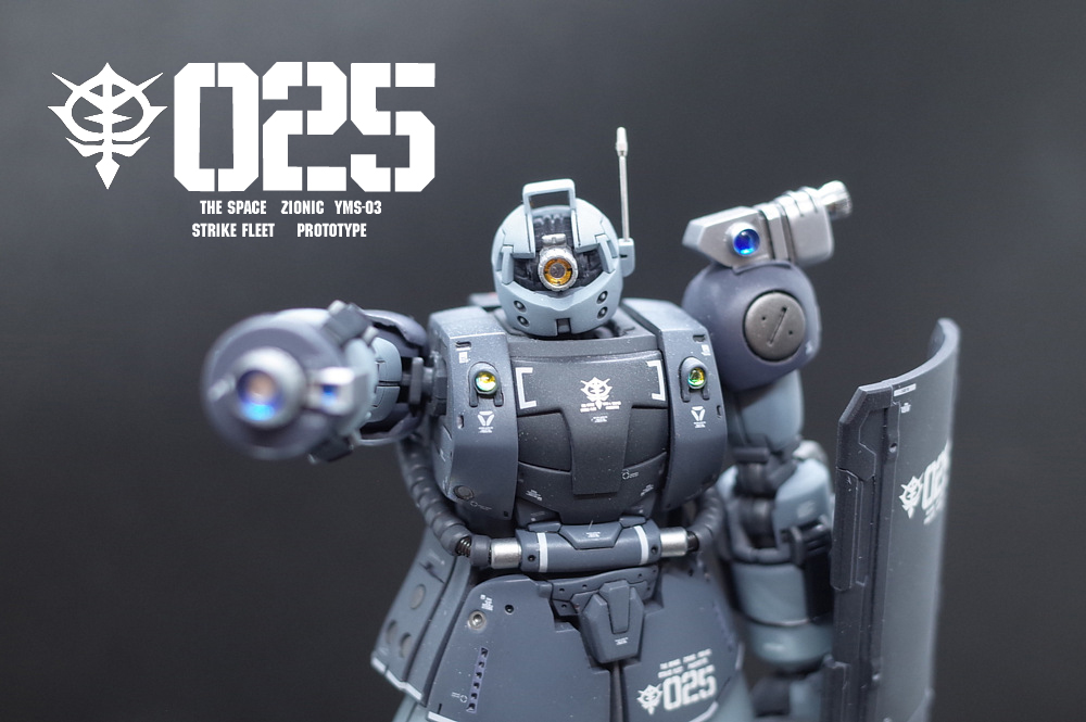 YMS-03E Waff Recon Type