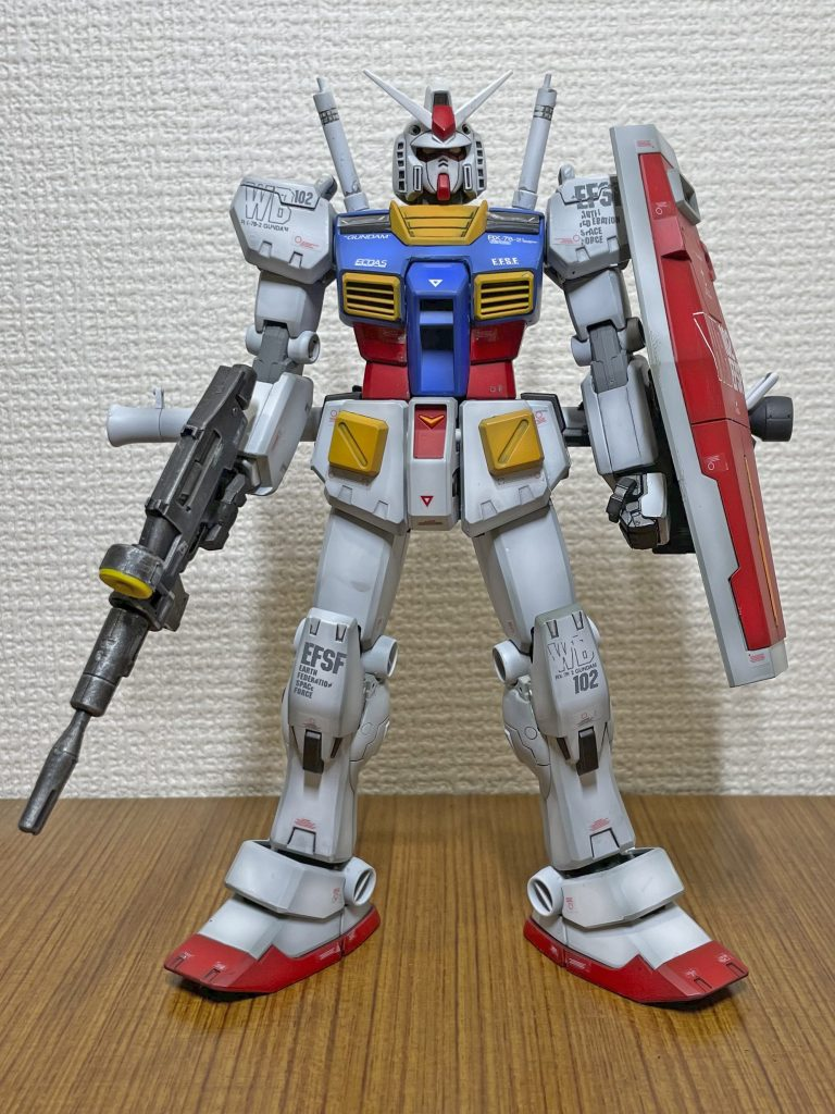 RX-78-2 ガンダム Ver.Ka