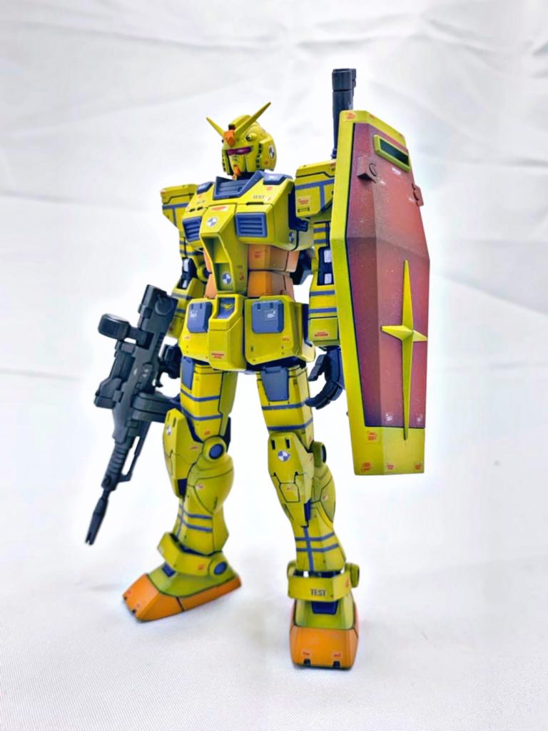 HG RX-78-01 ガンダム試作機1号