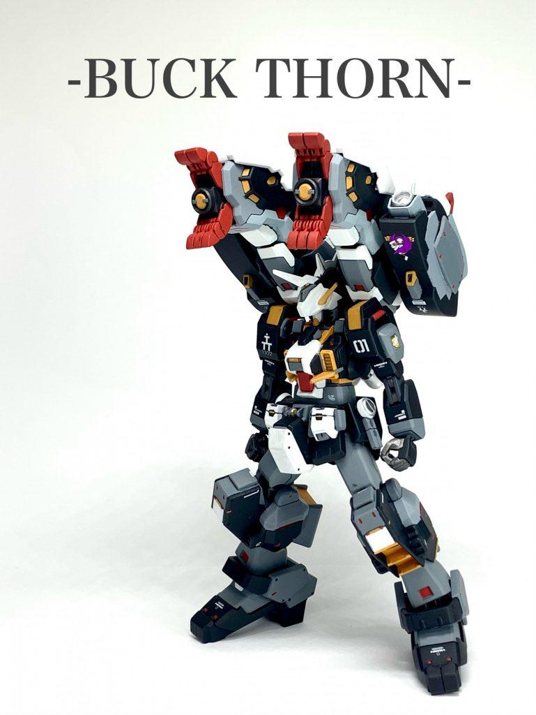 ガンダム TR-1[バックソーン]