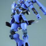 HG 1/144 「ヅダ」を鉄血のキットとミキシング改造!