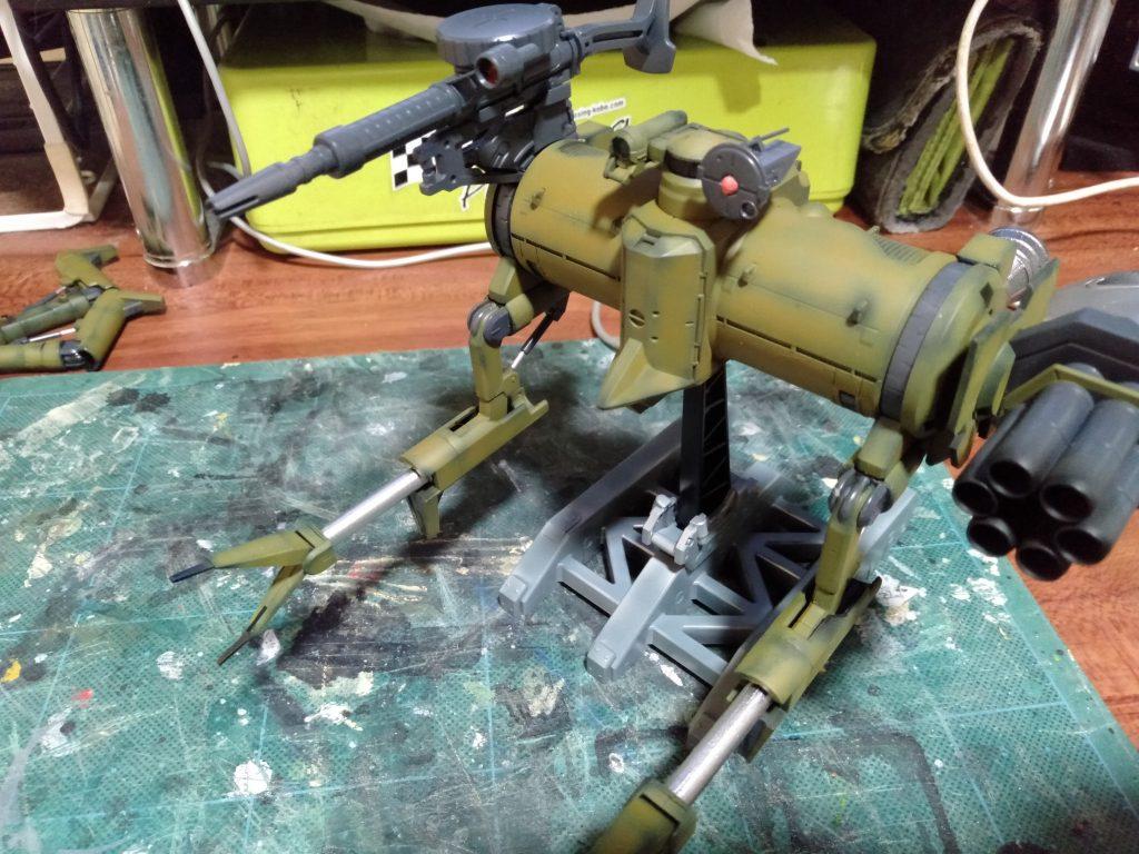 EXモデル MP-02A 駆逐モビルポッド オッゴ