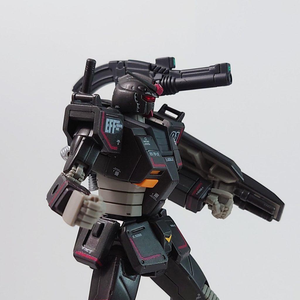 RX-78-01[N] 局地型ガンダム(北米戦仕様)
