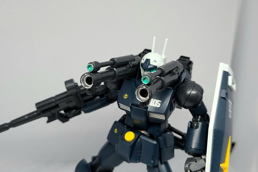 ガンキャノン(後期配備型)