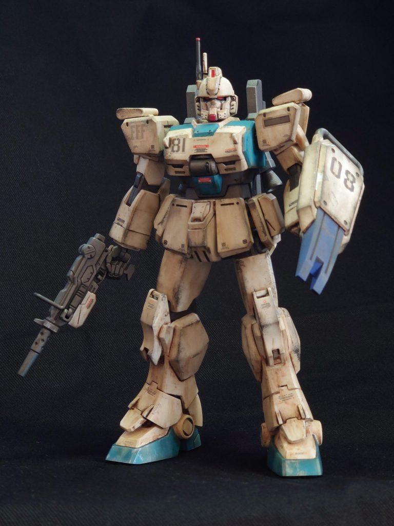 HGUC ガンダムEz-8