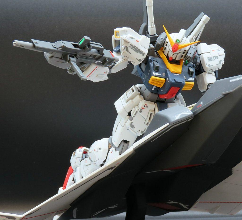 ガンダムMk-Ⅱ フライングアーマー装備