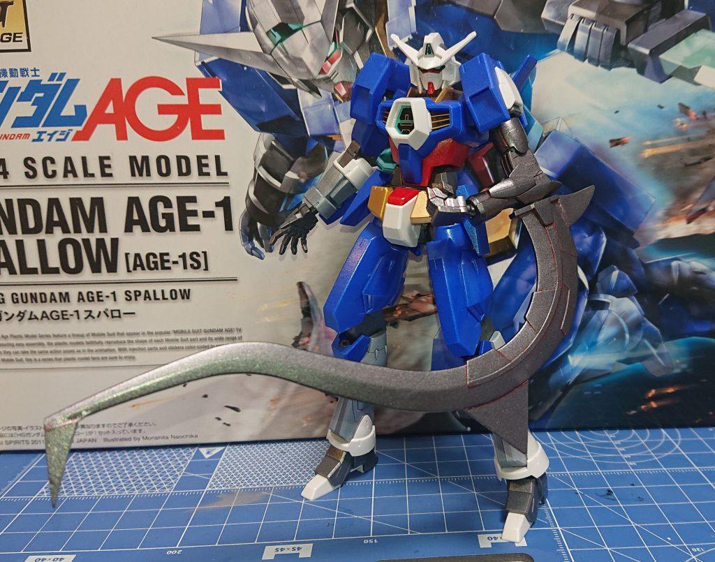 AGE-1 スパロー・アインファウスト
