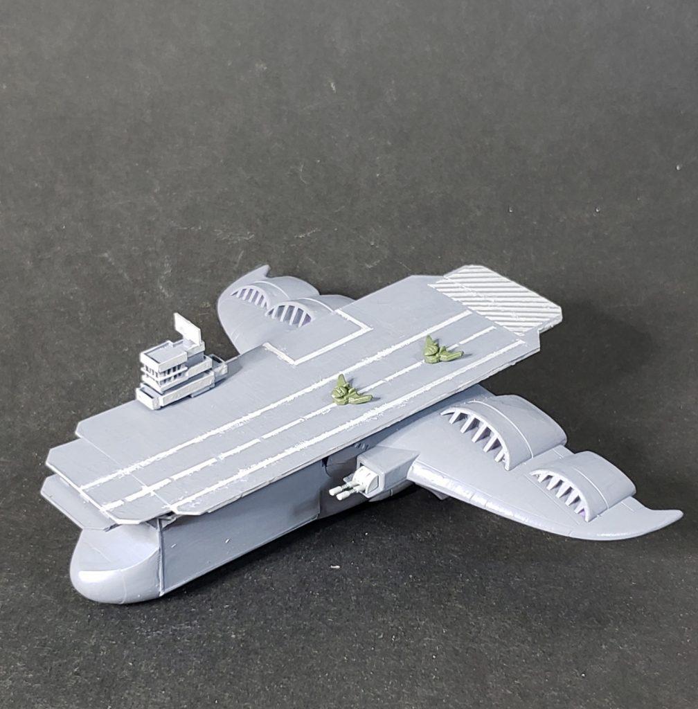 ガウ攻撃空中航空母艦