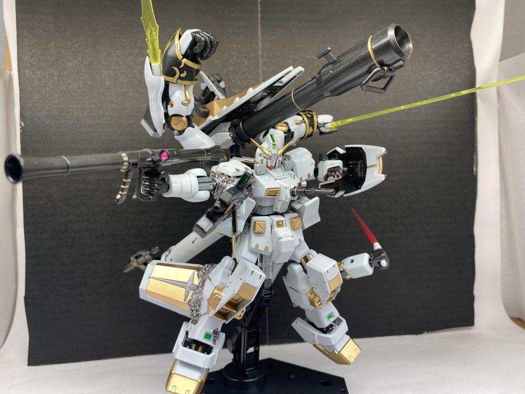 ガンダムTR-1『ヘイズル廻』