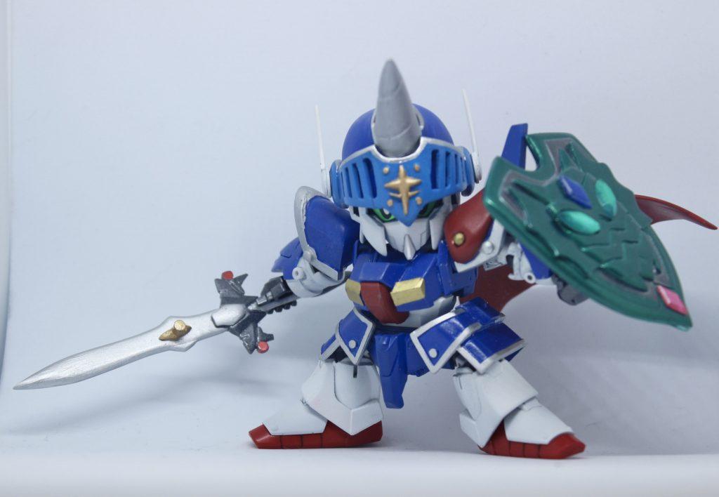 LGBB剣士ゼータガンダム
