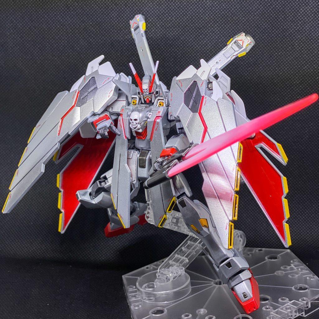 HGUC クロスボーン・ガンダムX-0フルクロス
