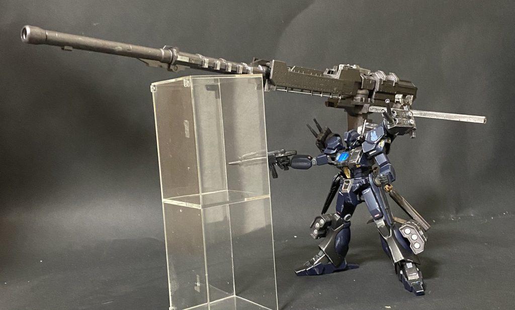 ジェガン 大型グレネードキャノン:OIGAMI装備