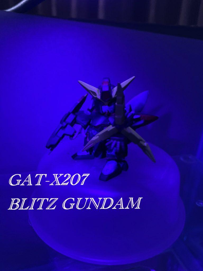GAT-X207「ブリッツガンダム」