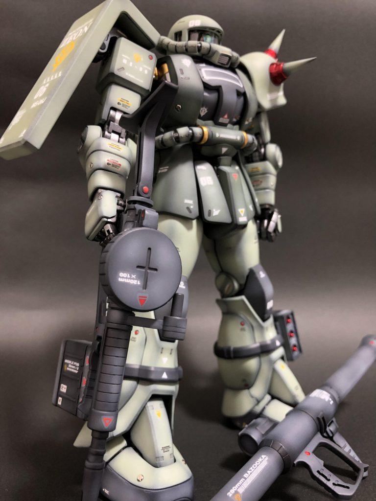 MG MS-06J ザク