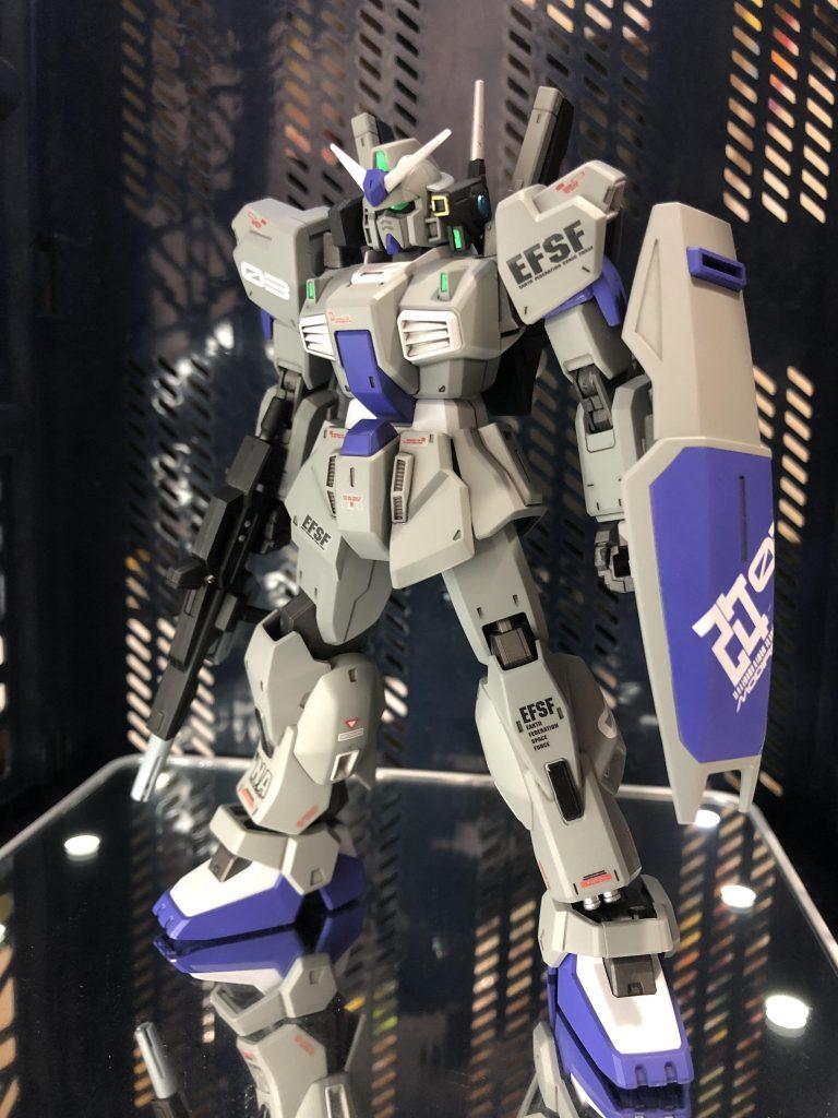 ガンダムMk-Ⅱ ロンドベル治安維持遊撃部隊