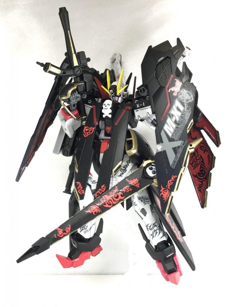 X1-フルクロス(Ver.dope)