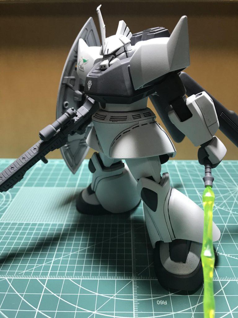 【MS-14B シン・マツナガ大尉専用高機動型ゲルググ】