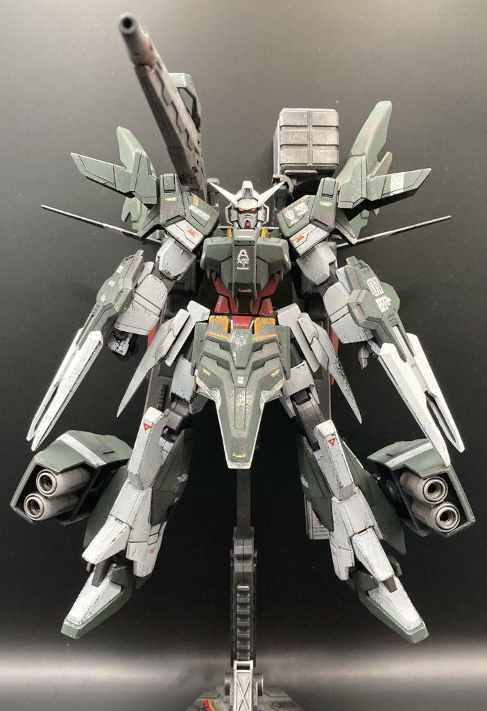 ガンダムAGE-1フルグランサ・改 アサルトバスター