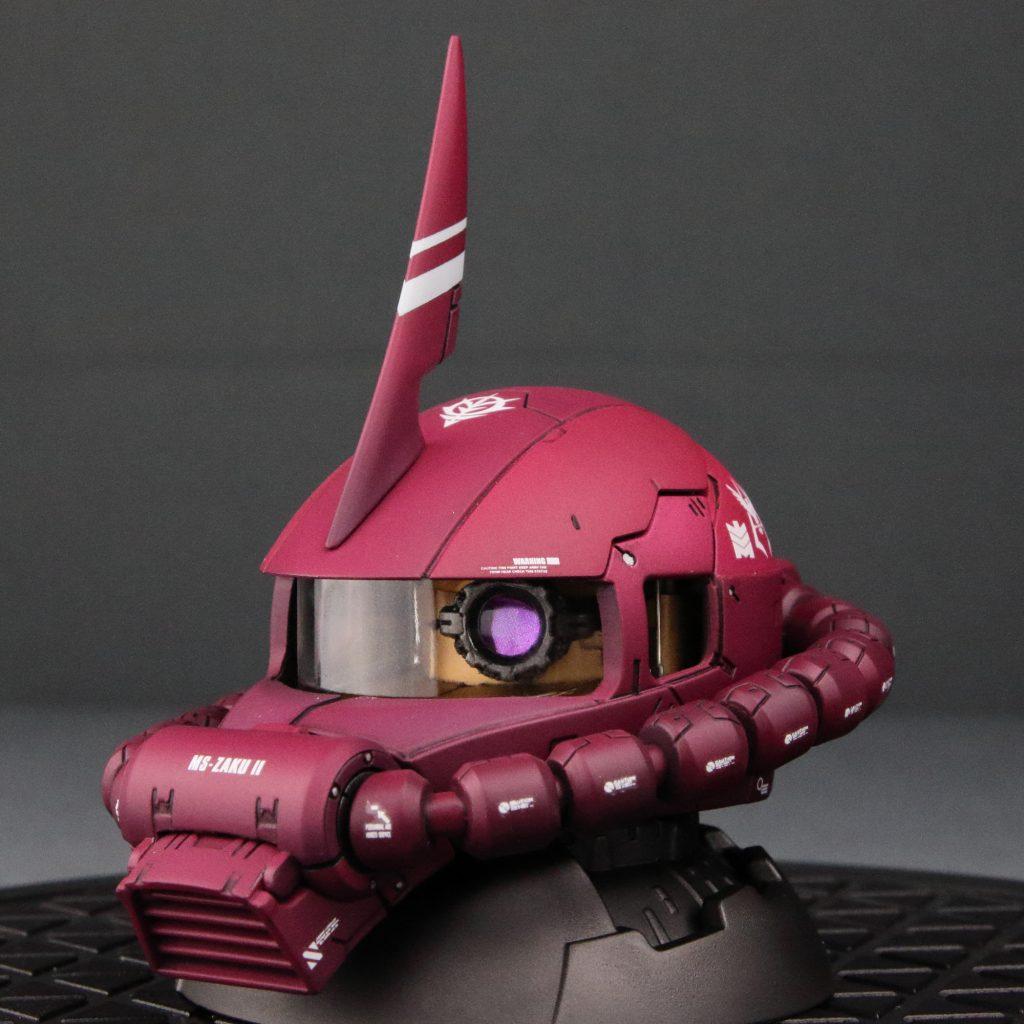 Exceed Zaku II, Char Aznable Custom