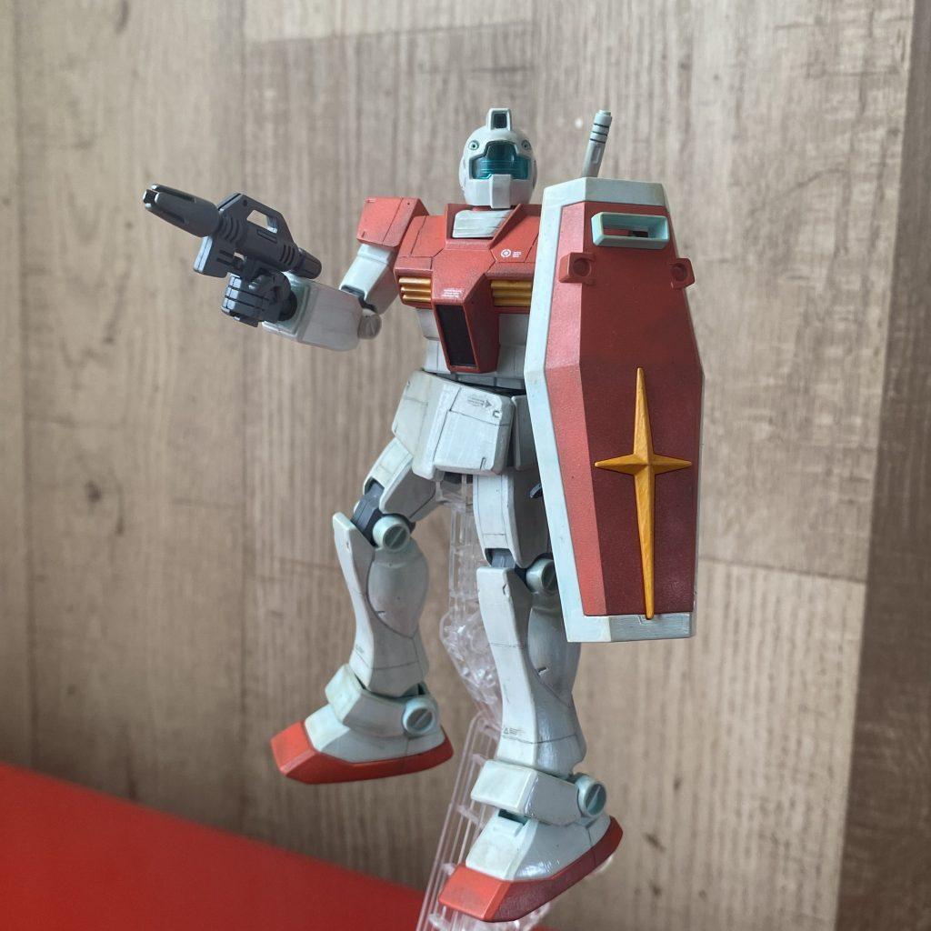 HG 1/144 RGM-79 ジム