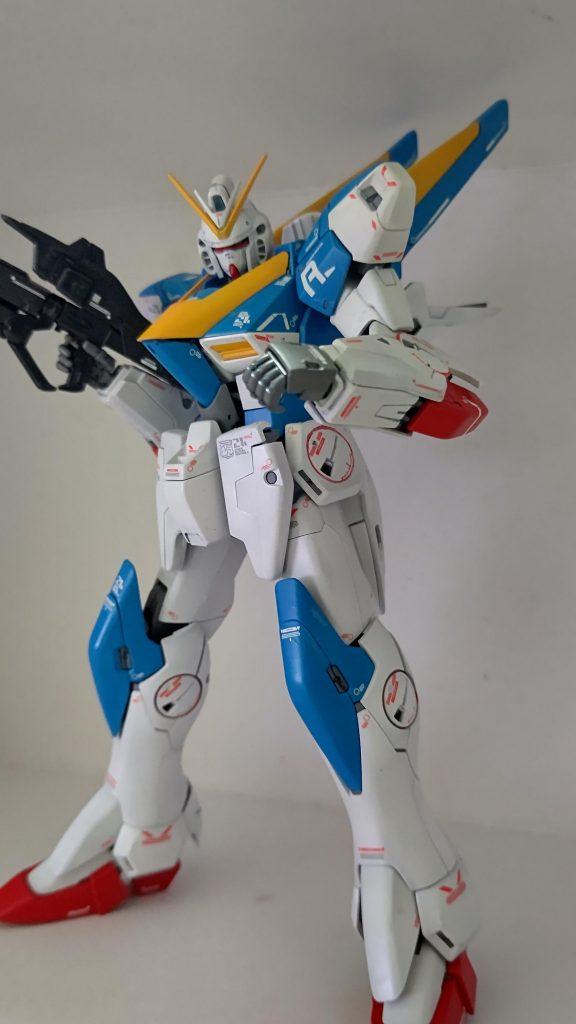 MG V2ガンダム Ver.Ka