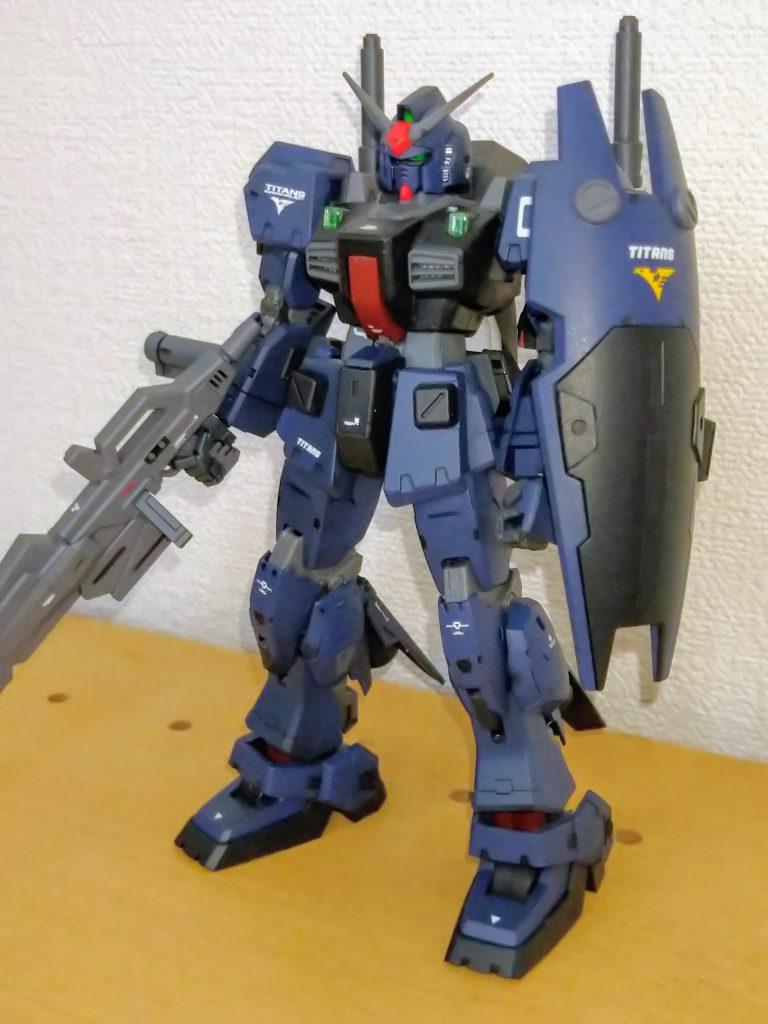 ガンダムMk-Ⅱ試作0号機(オリジナル)