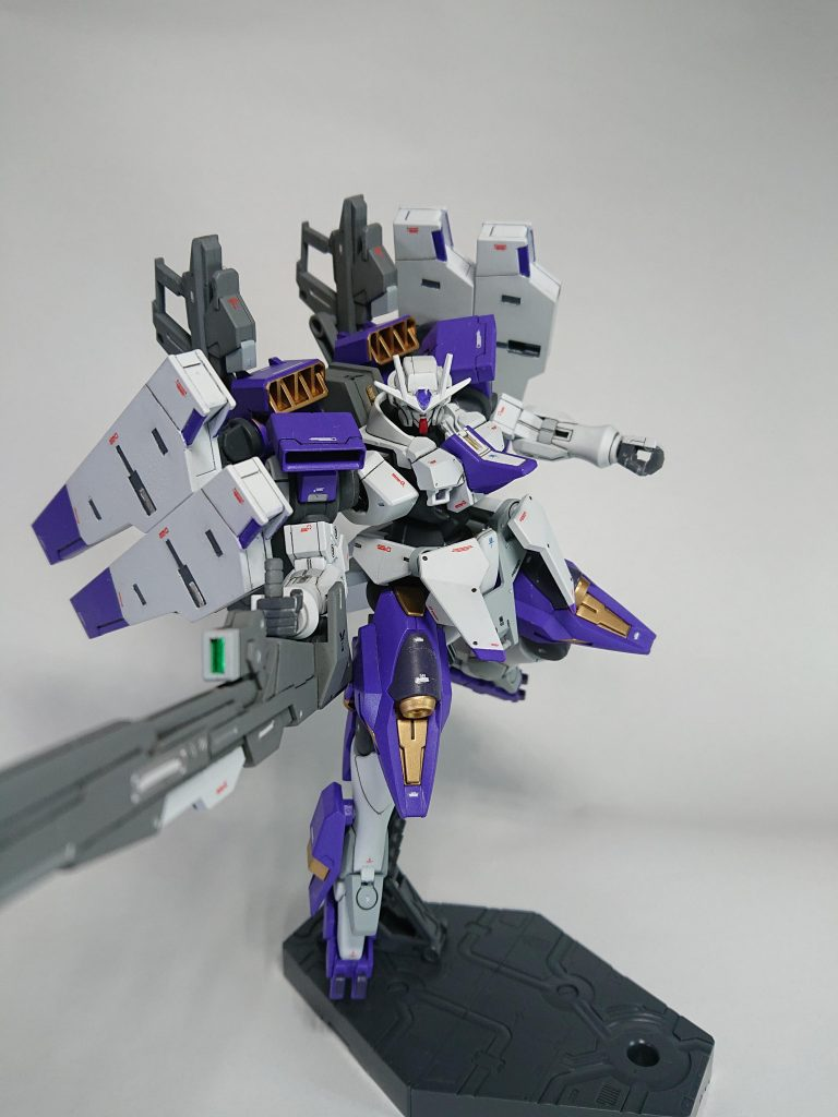 GN-016X ガンダムブリューナク