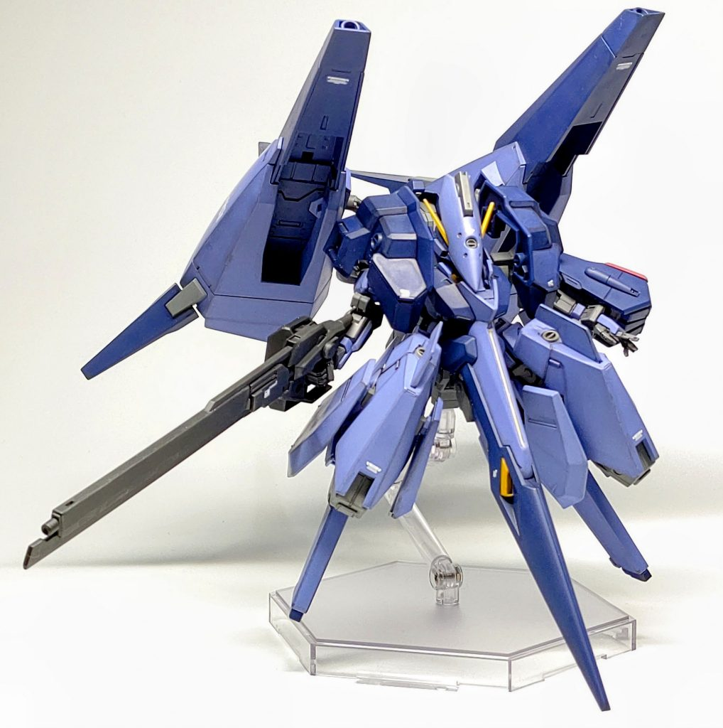 TR-6改 メッサーラプラス