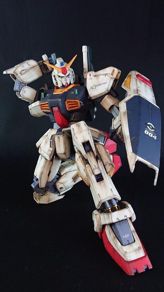 MG 1/100 ガンダムMk-Ⅱ