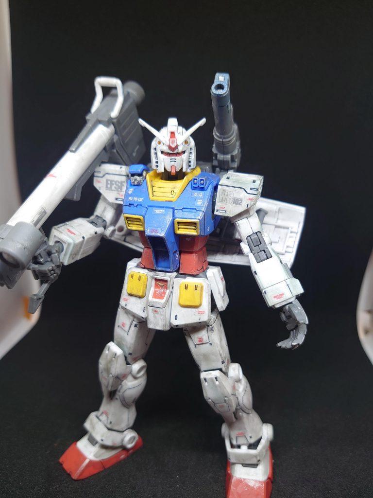 HG RX-78-02 origin版