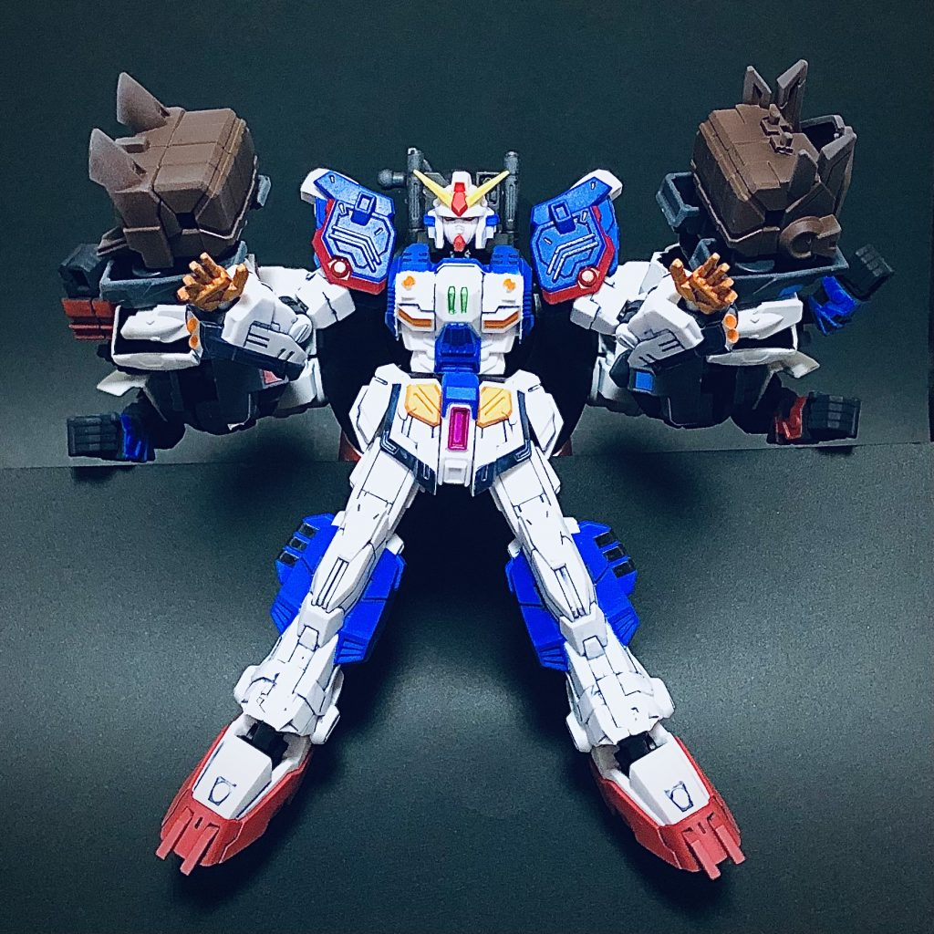 "Full ""Armed"" GUNDAM「KONGO(金剛)」"