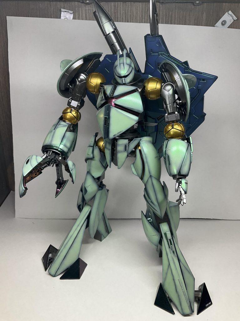 ターンX ナノマシン風カラー