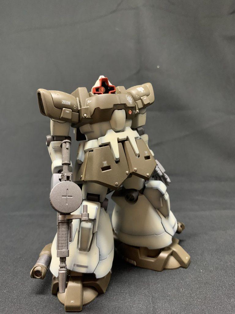 HGUC MS-09F/TROP ドム トローペン