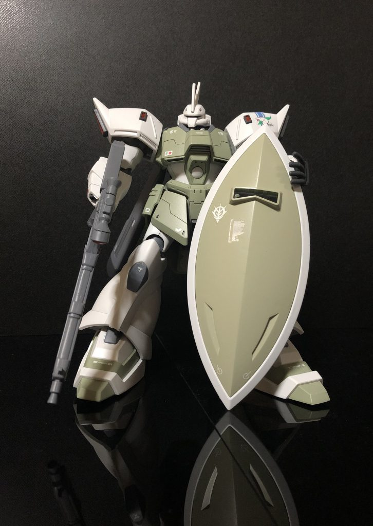 HG シンマツナガ専用ゲルググJ