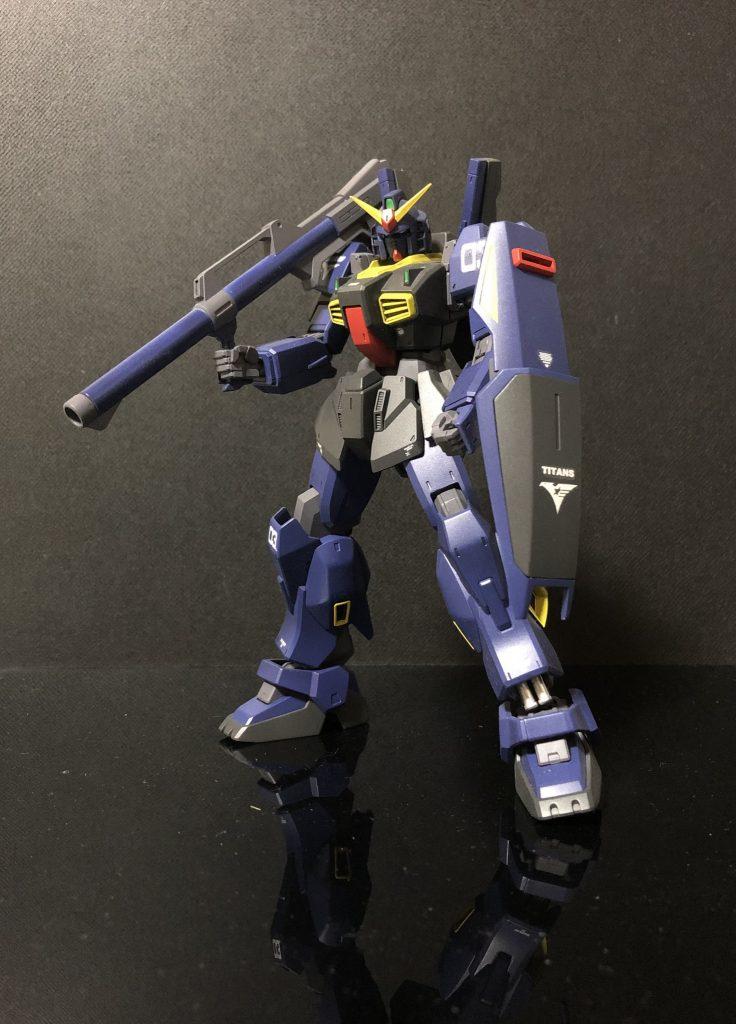 HG  ガンダムMk-Ⅱ ティターンズカラー