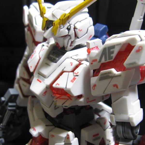 HGUC No.100 RX-0 ユニコーンガンダム(デストロイモード)