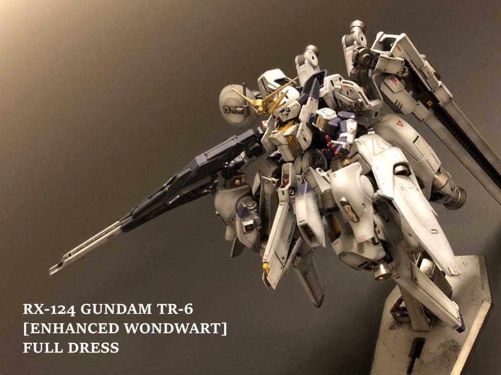 TR-6 [強化型ウーンドウォート/フルドレス]