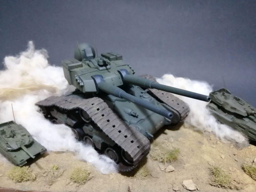 試製大型戦車「65式」(IF)