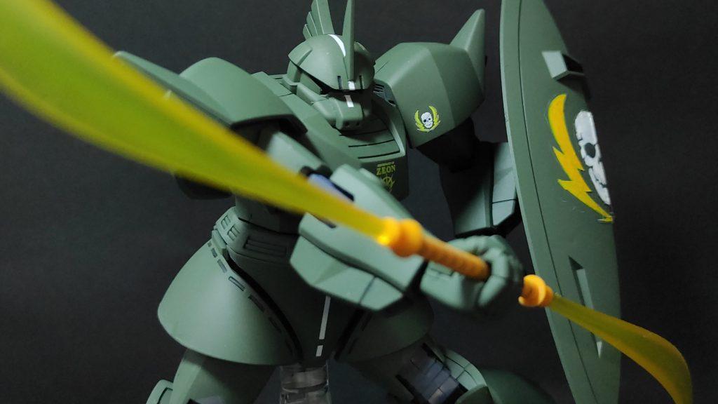 陸戦型ゲルググ(ヴィッシュ・ドナヒュー専用機)